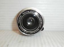 Schneider-Kreuznach Retina-Curtagon f/2.8/35MM Lens
