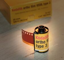 35mm Film - 1981 Kodak Kodalith Ortho BW for your 35mm SLR camera