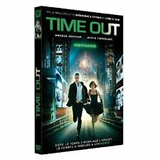 DVD *** TIME OUT ***  avec Justin Timberlake, Amanda Seyfried