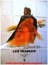 LES DIABLES Affiche Cinéma / Movie Poster KEN RUSSELL Vanessa Redgrave