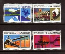 AUSTRALIA 1970 National Development set MUH