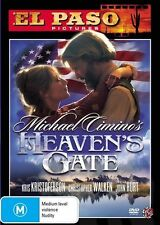 El Paso: Heaven's Gate NEW R4 DVD