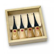 Flexcut FR604 Mini Palm Set 4pc Wood Carving Carvers