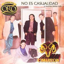 No Es Casualidad * by El Cimarrón (CD, Jul-2007, Disa)