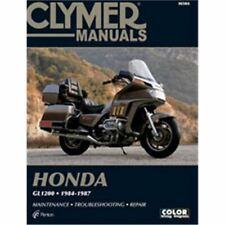 Clymer Street Bike Manual - Honda GL1200 - M504