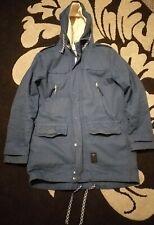 Rare Vintage Adidas Originals Storm Parka Jacket Coat M69197 - Size Large