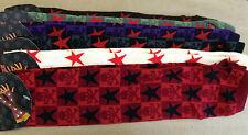 60pcs 35p each ONLY Fingerless gloves long skull +Red star wholesale joblot
