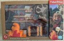 Fisher-Price S'more Fun Campfire - New