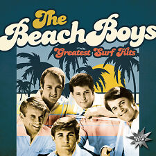 LP Vinyl The Beach Boys Greatest Surf Hits