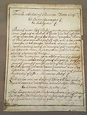 """Pergamena anno 31 maggio 1776 Pio VI """"Indulgenza plenaria"""""""
