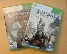 Assassin's Creed: Revelations & Assassin's Creed III (Microsoft Xbox 360)