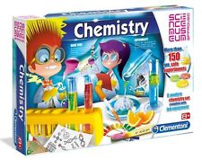 Clementoni CHEMISTRY SET 150 Experiments SCIENCE MUSEUM Approved