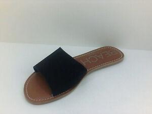 Matisse Women's Shoes Flat Sandals HCK, Black, Size 8.0
