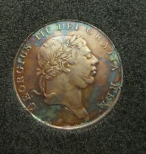More details for 1813 one shilling & sixpence bank token george iii second bust
