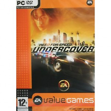 Need for Speed Undercover - EA Value Games PC DVD
