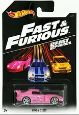 Hot Wheels HONDA S2000 Fast & Furious 2/8. A todo Gas. Oficial Movie