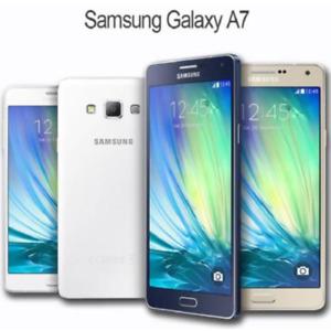 Original Brand Samsung GALAXY A7 Unlocked Smartphone