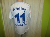 FC Schalke 04 Original Adidas Auswärts Trikot 12/13 + Nr.11 Afellay Gr.S- M TOP