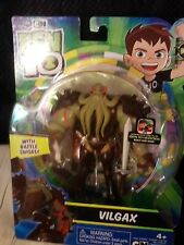 2019 PLAYMATES~CARTOON NETWORK~BEN 10~ITEM #76114~VILGAX~W/SWORD~ACT FIGURE~NIP