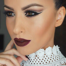 Vampira Kat Von D Everlasting Love Liquid Lipstick AUTHENTIC Reddish Burgundy