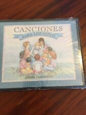 Children's Songbook Canciones Para Los Ninos 6 CDs Spanish LDS Mormon