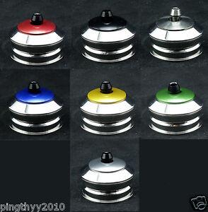 """J&L Titanium/Ti Ceramic Bearing Semi-Integrated/Internal Headset 1 1/8""""*44mm-95g"""