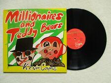 """LP 33T KEVIN COYNE """"Millionaires and Teddy Bears"""" VIRGIN 200 215 HOLLAND 1978 /"""