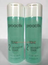 Proactiv Revitalizing Toner 4 oz TWO Bottles (8 oz 120 Day Supply) Tone Step 2