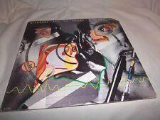 WISHBONE ASH-LIVE DATES W/BOOK VG+/VG &NO SMOKE WITHOUT FIRE VG/VG 2 ALBUMS LP
