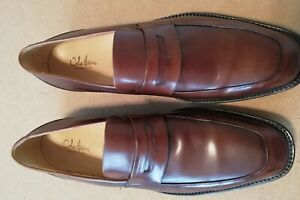 Cole Haan Mens Brown Loafers Size 14M