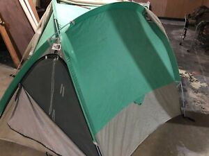 The North Face VE23 Skeeter  2 Person Tent -  Green/Grey Vintage