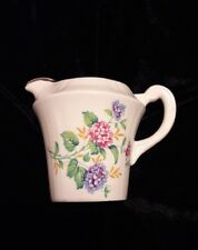 Vintage Small creamer jug floral / cream from Price Kensington.