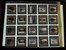 Lot of 20 35mm Fashion Model Glamour Slides sheet5