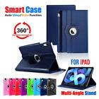 For Apple iPad Case 9th 8th 7th 6 5th Gen Air 4 3 2 Mini 4 5 Folio Leather Cover