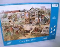 HOP 1000 Piece Jigsaw Puzzle 'Grow Your Own' Complete Boxed (WH_11899)