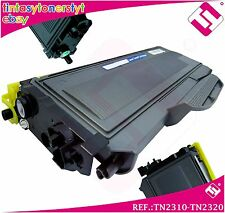 TONER NERO TN2310 TN2320 COMPATIBILE PER STAMPANTI ICT BROTHER NO ORIGINAL