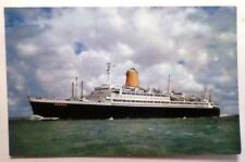 tss Bremen . North German Lloyd . Cruise Ship Boat Ocean Liner French Pasteur