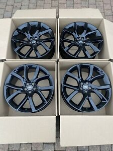 RANGE ROVER VELAR 21 ALLOY WHEELS ALSO FIT EVOQUE BLACK