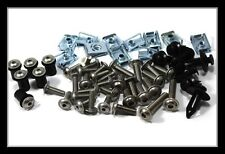 Yamaha YZF R6 1998-2002 Stainless Steel Fairing Bolt Hardware Fixings Set Kit