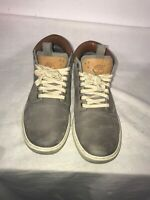 Timberland Earth Keeper With Ant-fatigue Mens Grey Leather Boots Uk 6.5 Ref Bo1