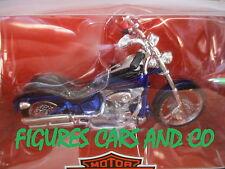 MOTO 1/18 HARLEY DAVIDSON  FXSTDSE2 CVO 2004 MAISTO BOITE