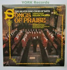 SONGS OF PRAISE - The Silver Ring Choir Of Bath - Ex Con LP Record MFP 57007