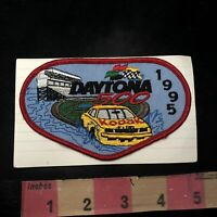 Stuck On Index Card 1995 DAYTONA 500 Car Racing Kodak Auto Race Patch C06L