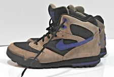 Vintage Nike Mens leather ankle boots size 8