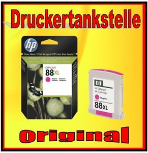 original HP 88XL magenta Officejet L7480 L7580 L7680 L7755 L7760 L7780 L7860 TOP
