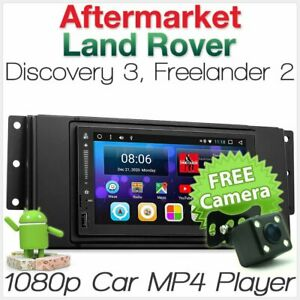 Android Land Rover Discovery 3 Car MP3 Player USB Stereo Radio Head Unit MP4 KT