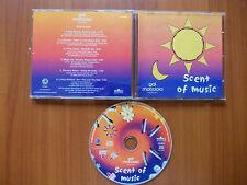 CD - SCENT OF MUSIC - GAI MATTIOLO