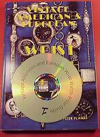 Roy Ehrhardt Book 1 Wrist Watch CD PDF American & European Edition Price Guide