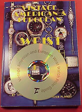 Roy Ehrhardt Book 1 Wrist Watch CD PDF American & European Edition Price Guide