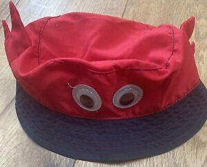 Baby Googly Eye Bucket Hat - 6-9 Months